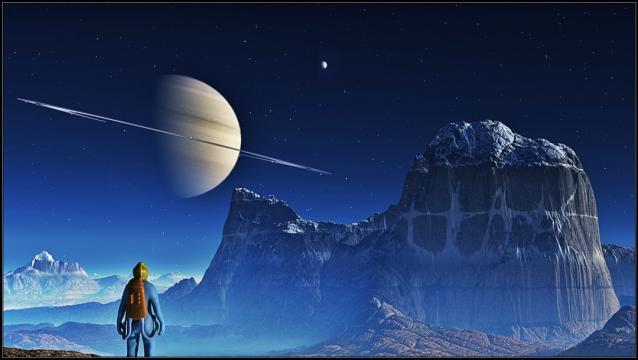 Español 1: Cuento de ciencia ficción - blogspot.com