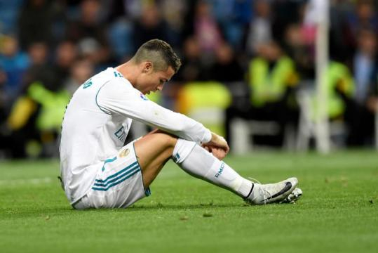Cristiano Ronaldo is 'Angry' Again And Wants to Leave Real Madrid