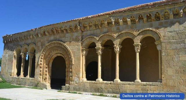 Delitos contra el patrimonio histórico artístico en España - tuabogadodefensor.com