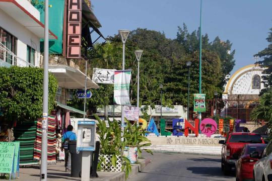 El Pueblo Mágico de Palenque hospeda a todos los visitantes y genera buen ambiente.