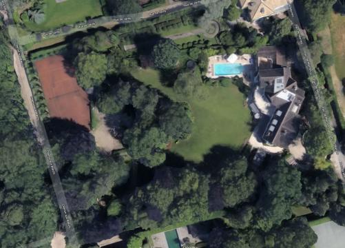 Johnny Hallyday : ce qu'il faut savoir sur sa maison de Marnes-la ... - closermag.fr