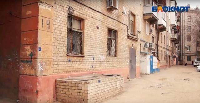 Os abusos sexuais aconteciam nesta residência (Crédito: Bloknot Volgogrado/ East2West News)