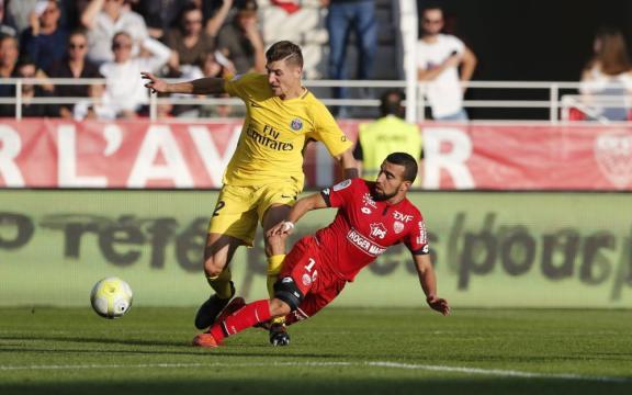 PSG-Dijon. Dall'Oglio : «Les joueurs ne veulent pas être ridicules ... - leparisien.fr