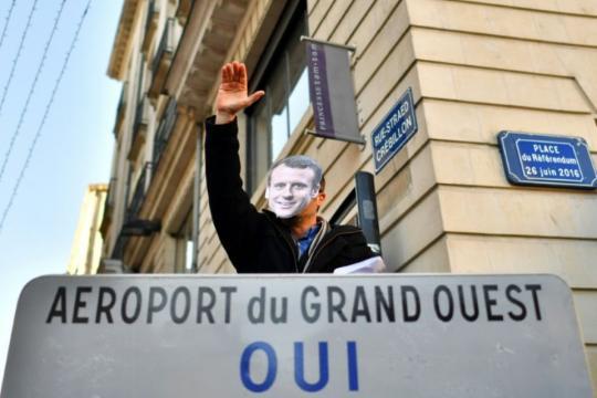 ND-des-Landes: les médiateurs rendent leur rapport au gouvernement ... - liberation.fr