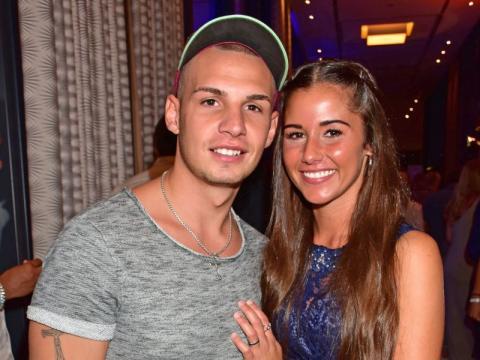 Sarah und Pietro Lombardi verbrachten Weihnachten wieder zusammen - yahoo.com