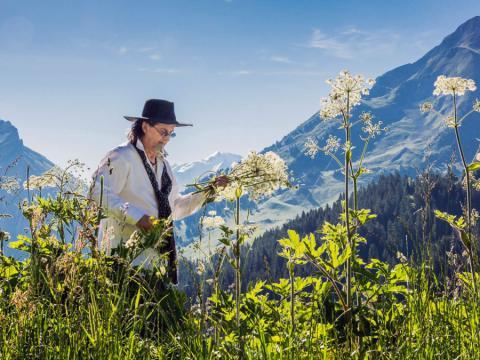 Le très crétif Marce Veyrat récupère sa troisième étoile dans le guide Michelin 2018