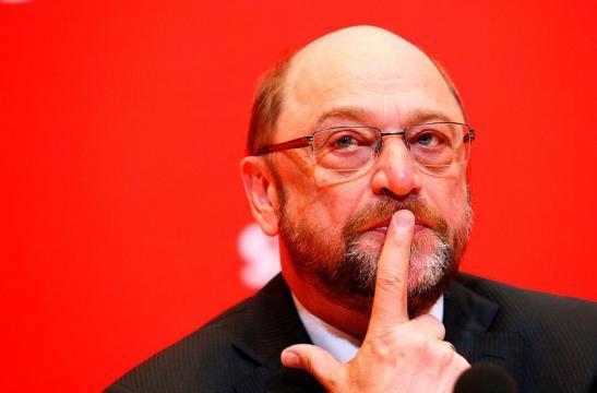 Martin Schulz: Der Lack blättert - rp-online.de