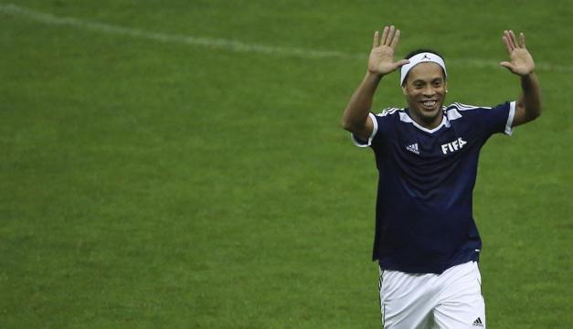 Ronaldinho se retira del fútbol de manera oficial | Foto 1 de 3 ... - peru.com