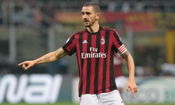 Bonucci con il gol vittoria prima della sosta (foto di:- ilbianconero.com)