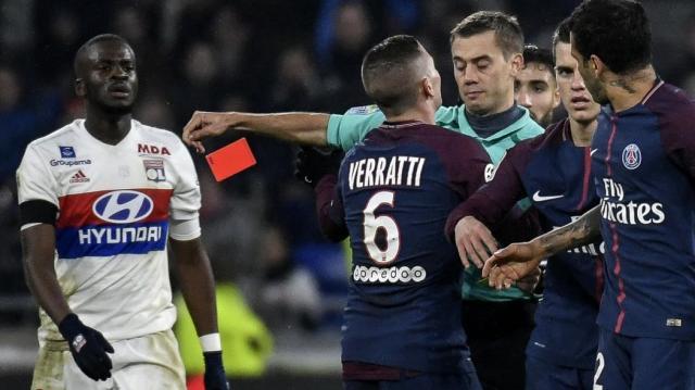 OL-PSG (2-1), l'antisèche : Ce PSG reste trop petit pour les ... - eurosport.fr