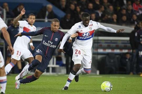 OL : Tanguy Ndombélé, le petit nouveau qui s'est révélé face au PSG - rtl.fr
