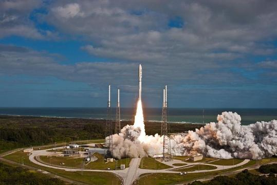 Cape Canaveral Air Force Station in Florida (Image credit - United Launch Alliance, Wikimedia Commons)