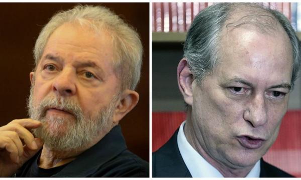 Ciro diz que a sentença de Moro não há provas para condenação. (Foto Reprodução).