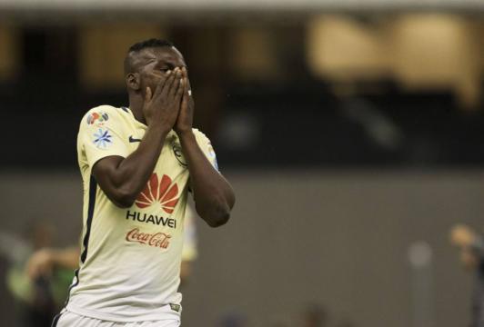 Darwin Quintero podría quedar fuera del Club América