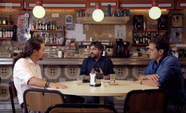 El debate entre Albert Rivera y Pablo Iglesias, el programa más ... - 20minutos.es