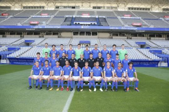 Plantilla Real Oviedo Vetusta | Real Oviedo