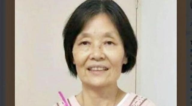 Sun Zhong Qin la mujer perdida en Ezeiza