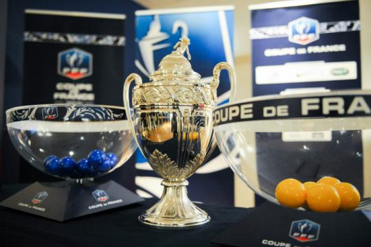 Coupe de France: Le tirage au sort des 8e jeudi - Football - Sports.fr - sports.fr