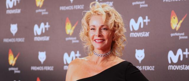 Belen Rueda en la alfombra roja de los Premios Feroz