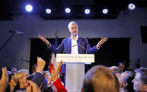 France 2 : Laurent Wauquiez invité de «l'Emission politique» ce ... - leparisien.fr