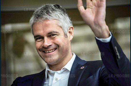 France/Monde   Laurent Wauquiez, nouveau président LR :