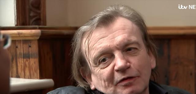 Mark E Smith The Fall - Image credit ITV News | YouTube