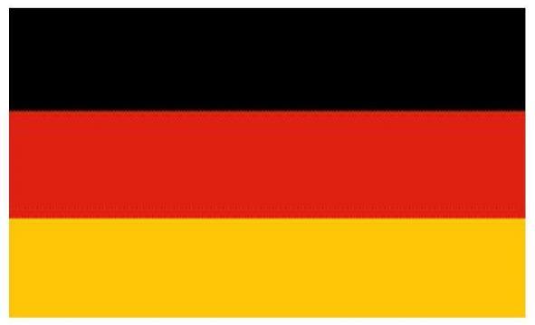 Germany German Deutschland National 5 X 3ft Fans Olympic Games ... - ebay.co.uk
