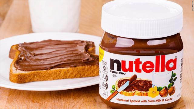 Divieto di sconti eccessivi sulla Nutella
