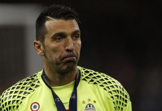 Gianluigi Buffon left stunned as Real Madrid break his Champions ... - thesun.co.uk