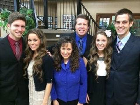 Jim Bob and Michelle Duggar endorse Turpin mentor | YouTube/TLC