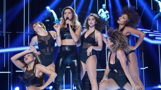 Operación Triunfo - Mimi canta 'Don't Cha' en la gala 0 de ... - rtve.es