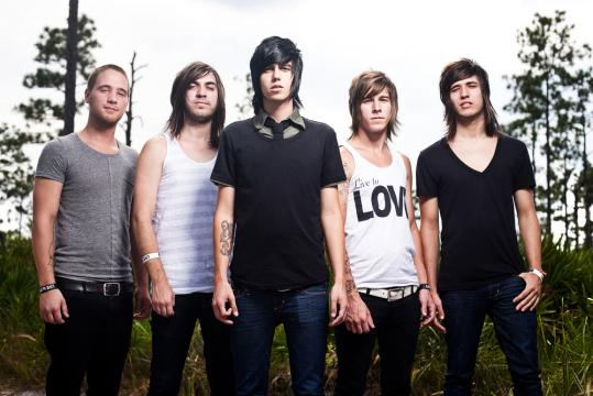 Sleeping With Sirens | Publish with Glogster! - glogster.com