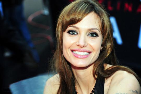 Angelina Jolie (Image credit - Philipp von Ostau, Wikimedia Commons)