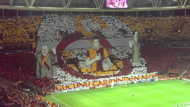 Einfach weltmeisterlich - Fan Choreos in der Türkei