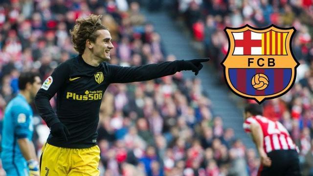 Griezmann será jugador del Barcelona