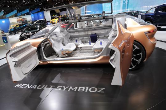 La Renault Symbioz, aboutissement de la marque au Losange et ses 120 ans !