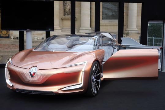 La Renault Symbioz sera t'elle à Retromobile pour célébrer les 120 ans du Losange ?