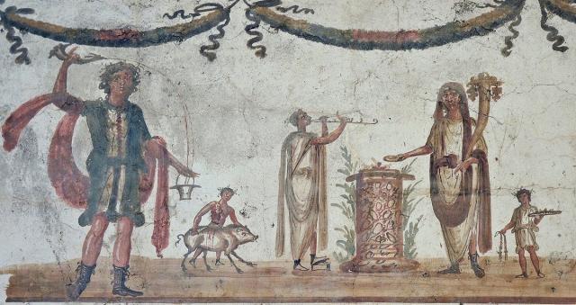 No se pierdan cómo celebraban el 5 de enero nuestros antepasados los romanos