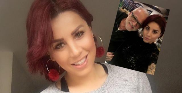Kate Merlan (30) ist die neue Partnerin von Schlagerstar Nino de Angelo. Bekannt ist das Model aus Reality-Shows. Fotos: privat (Facebook)