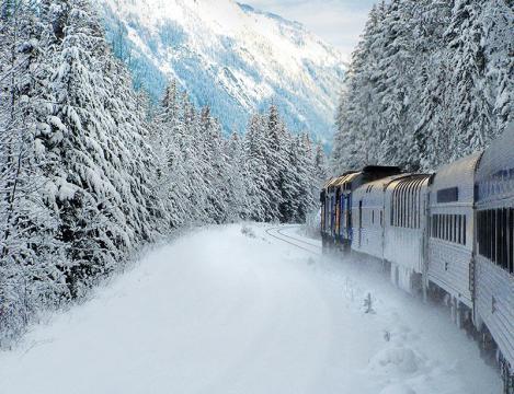Tren Vancouver-Toronto, paisajes hermosos y un viaje único