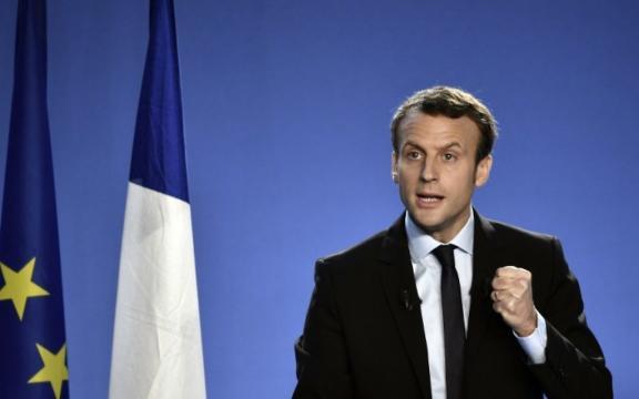 Emmanuel Macron - Israël, les Juifs de France et le Proche Orient ... - timesofisrael.com