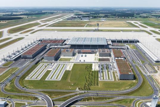 Flughafen BER: Große Baufirma insolvent | FLUG REVUE - flugrevue.de
