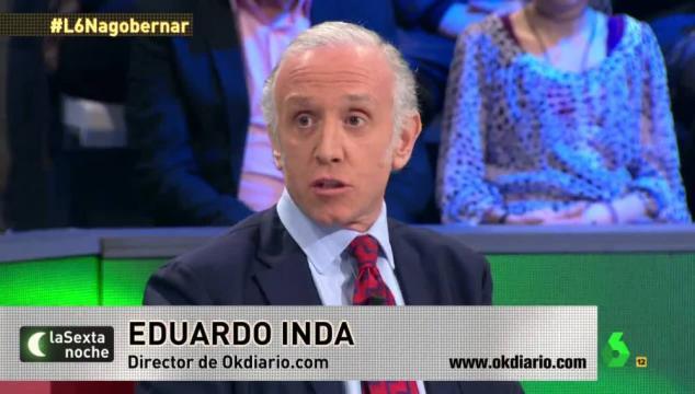 LA SEXTA TV   Eduardo Inda: