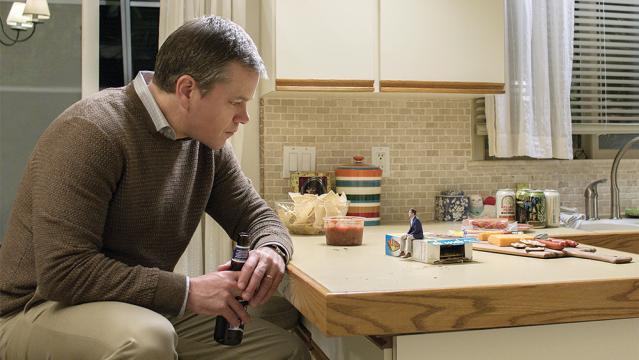Downsizing' Capping Tough Box Office Year for Matt Damon – Variety - variety.com