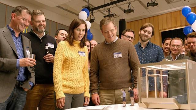 DOWNSIZING is a Crazy Sci-Fi Fable for Our Time (TIFF Review ... - nerdist.com