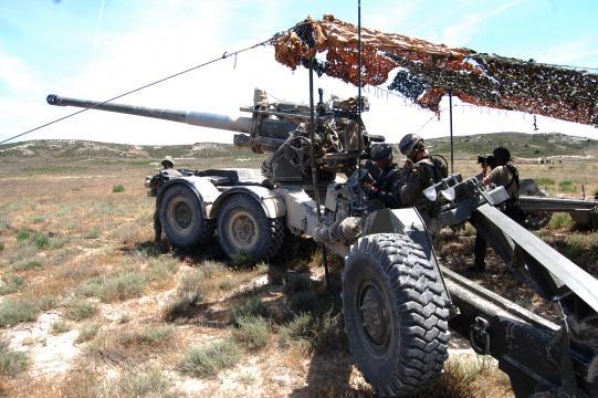 La artillería tendrá un papel primario en las proximas brigadas a organizar
