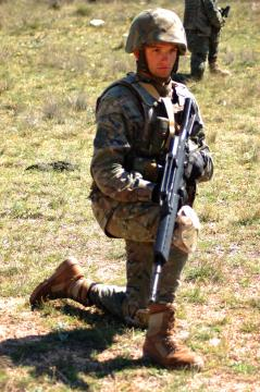 Siempre es y será el soldado de infantería en torno al que gire toda la estrategia