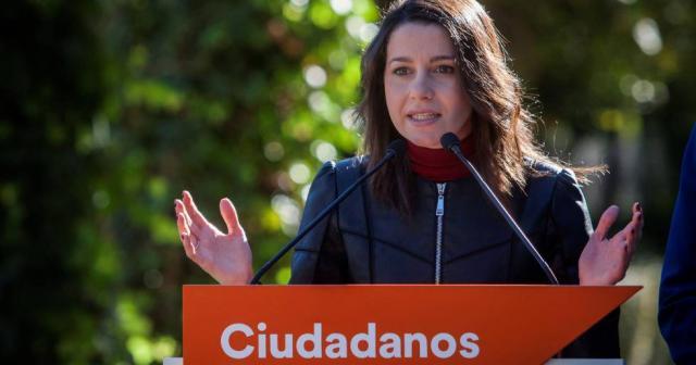 El partido Ciudadanos busca presidir el Parlament de Cataluña