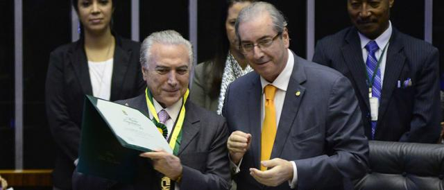 Cunha ainda tem influência mesmo preso