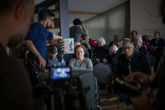 Roberto Fernández dirige la fotografía de